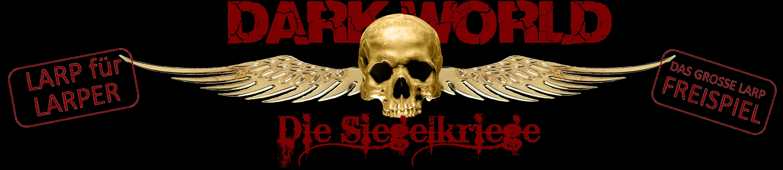 Dark World Siegelkriege Logo